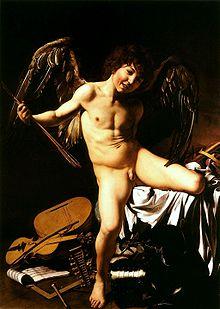 220px-Caravaggio_-_Amor_vincit_omnia
