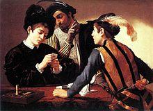 220px-Caravaggio_-_I_bari