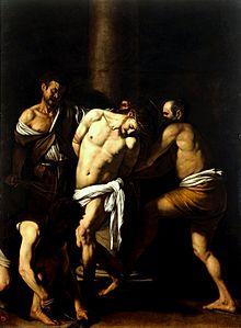 220px-Caravaggio_-_La_Flagellazione_di_Cristo